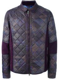 куртка-пуховик на молнии Etro