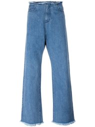 loose-fit long jeans Marques'almeida