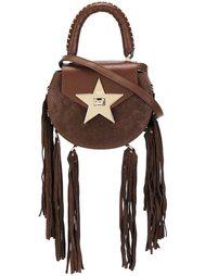 star saddle tote bag Salar