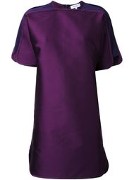 платье шифт с короткими рукавами Carven