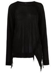 asymmetric blouse Uma | Raquel Davidowicz