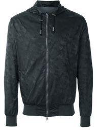 куртка на молнии с камуфляжным принтом Eleventy