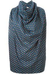 блузка с отвисающим горлышком Vivienne Westwood Anglomania