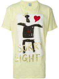 футболка с принтом иллюстрации Vivienne Westwood Man