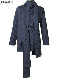 асимметричная стеганая куртка Craig Green