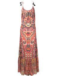 длинное платье 'Koko' Figue