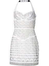 сетчатое платье  Iris Van Herpen