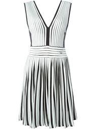 расклешенное платье Just Cavalli