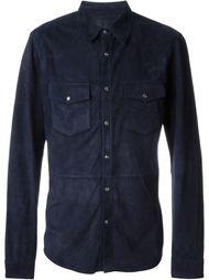 замшевая рубашка Desa 1972