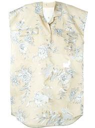 кружевная блузка  Maison Margiela