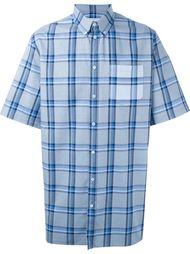 рубашка в клетку Givenchy
