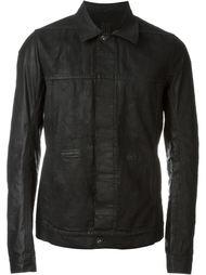 вощеная куртка  Rick Owens DRKSHDW