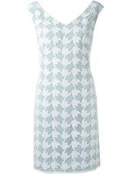 платье с ажурной отделкой Tory Burch