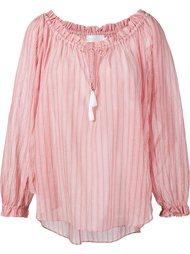 блузка в полоску Zimmermann