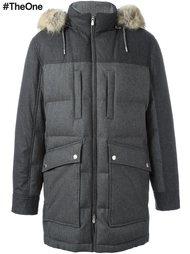 куртка с капюшоном  Brunello Cucinelli
