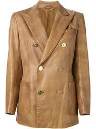 двубортное приталенное пальто  Roberta  Di Camerino Vintage
