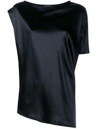 асимметричная блузка  Ann Demeulemeester