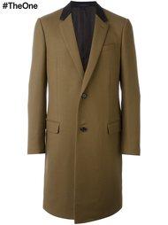 пальто с застежкой на две пуговицы Lanvin