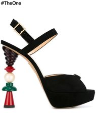 босоножки 'High Voltage' Charlotte Olympia
