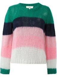 свитер в стиле колор-блок  Vanessa Bruno Athé