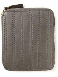кошелек с простроченной отделкой Comme Des Garçons Wallet
