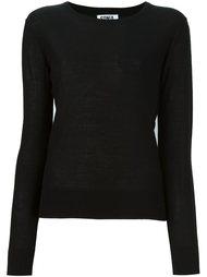 свитер с контрастным воротником   Sonia By Sonia Rykiel