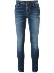 джинсы кроя скинни  Ermanno Scervino