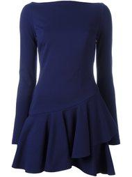 платье с оборками  Plein Sud