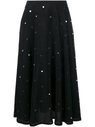 юбка декорированная пайетками Nº21