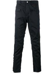 брюки прямого кроя  White Mountaineering
