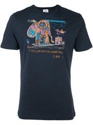 футболка 'Gorgeous Elephant House' Vivienne Westwood Man