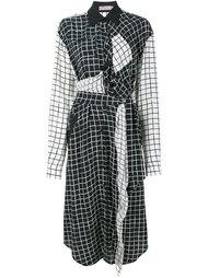 платье-рубашка  Preen By Thornton Bregazzi