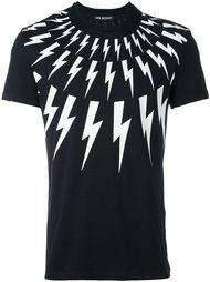 футболка 'Thunder' Neil Barrett