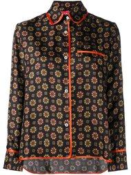 пижамный топ с цветочным узором For Restless Sleepers