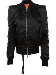 куртка-бомбер 'Spalline' Unravel