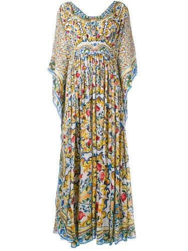 вечернее платье 'Majolica' Dolce & Gabbana