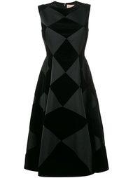 платье 'Avildsen' в ромбик Roksanda