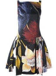 платье 'Degass' с цветочным узором Vivienne Westwood Anglomania