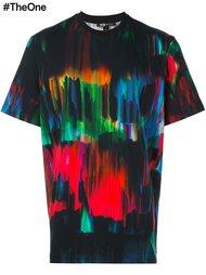 футболка с эффектом ручного окрашивания Y-3