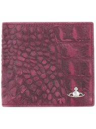 бумажник с эффектом крокодиловой кожи Vivienne Westwood