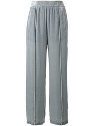 бархатные брюки 'Hayden' Ganni