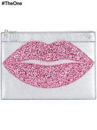 клатч 'Kiss Me'  Charlotte Olympia