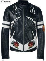 куртка с контрастными деталями Dolce & Gabbana