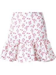 юбка с узором виде клубники DressCamp