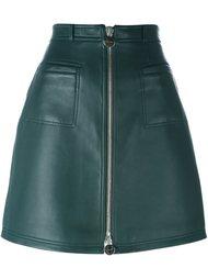 юбка А-образного силуэта Carven