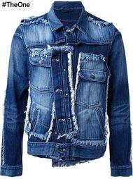 джинсовая куртка Miharayasuhiro