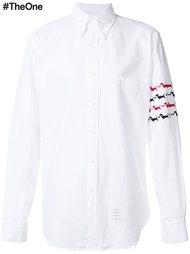 классическая рубашка Thom Browne