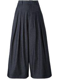 широкие джинсы 'Kilt' McQ Alexander McQueen