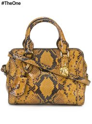 мини сумка через плечо 'Padlock' Alexander McQueen