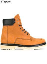 классические треккинговые ботинки Pierre Hardy